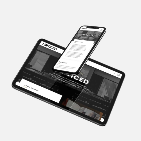 Noticed Devices Website
