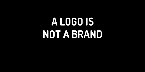 Why a brand is important and why it's not just a logo