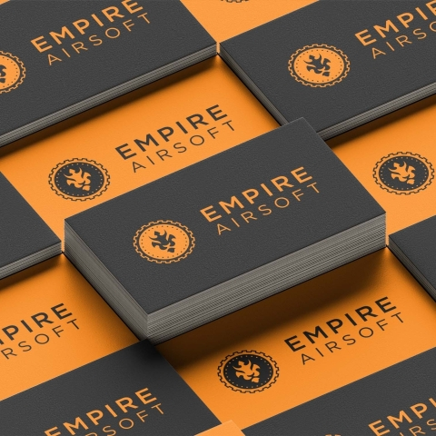 Empire Airsoft Business Card