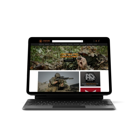 Empire Airsoft Website